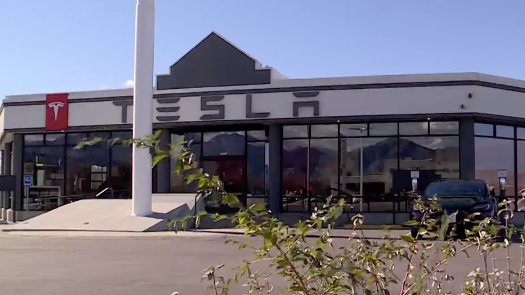 Four Teslas Stolen In Bizarre Heist