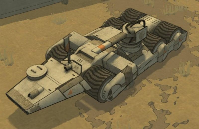 Mod Turns Steam War Game Into A 64-Player Mass Effect Battle