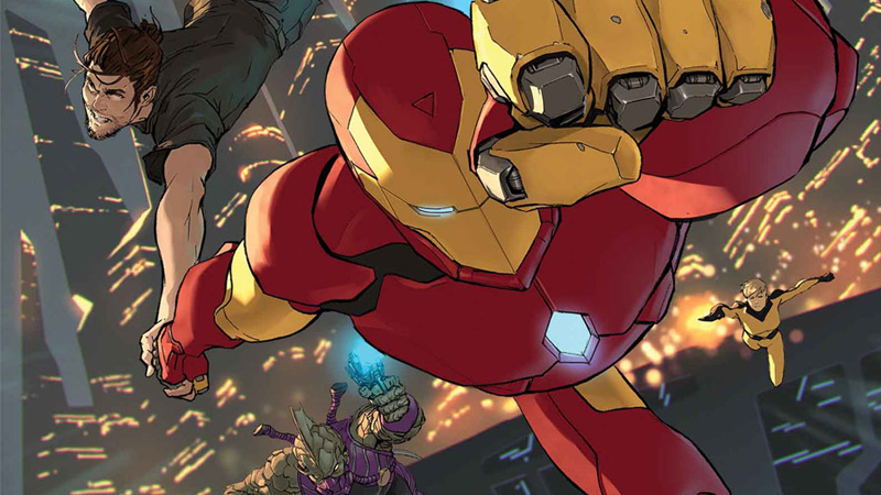 Here's the Absurd Amount of Civil War II Comics Marvel Wants You to Buy in June