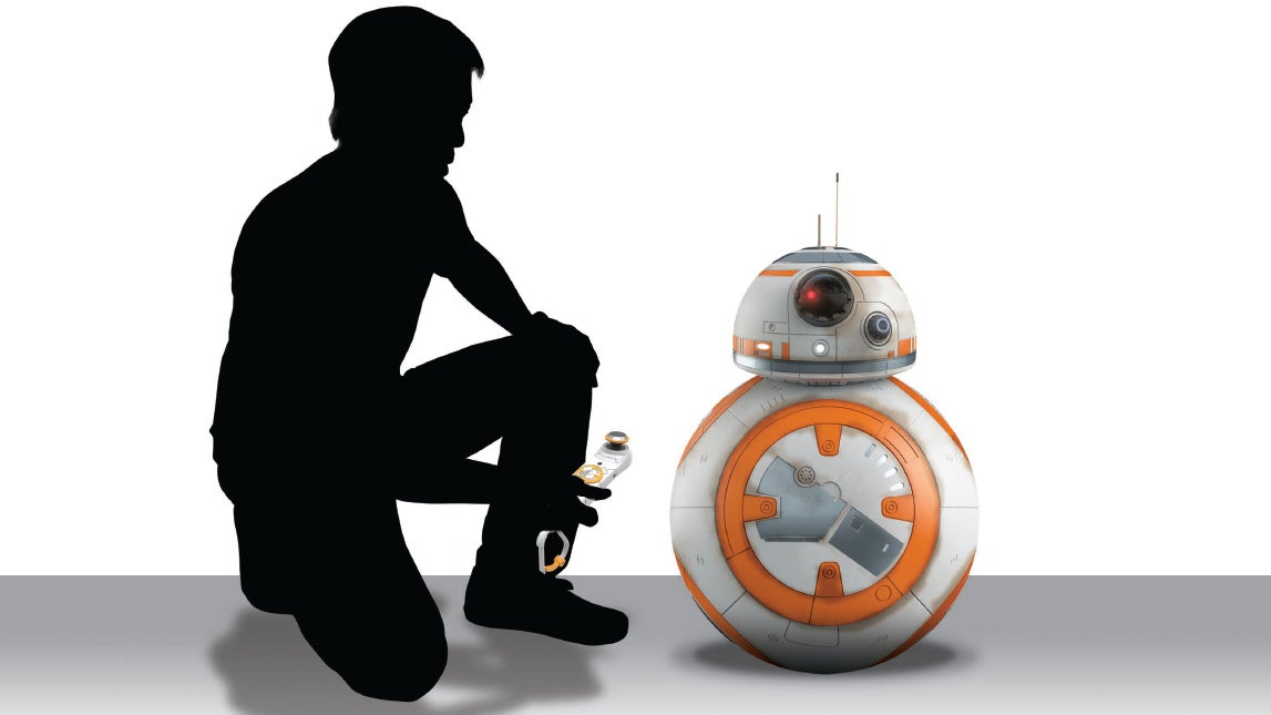 The Best BB-8 Yet Recognises Voice Commands and Comes When It's Called