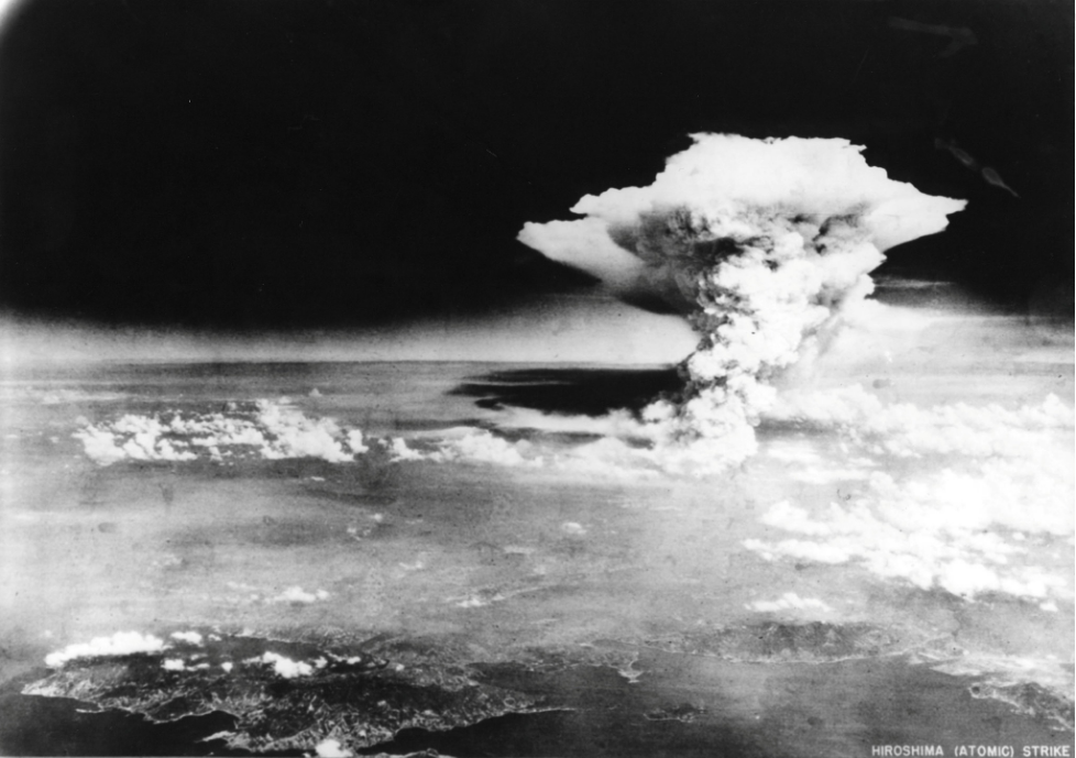 Mushroom Cloud in Iconic Photo of Hiroshima Is Not Actually a Mushroom Cloud