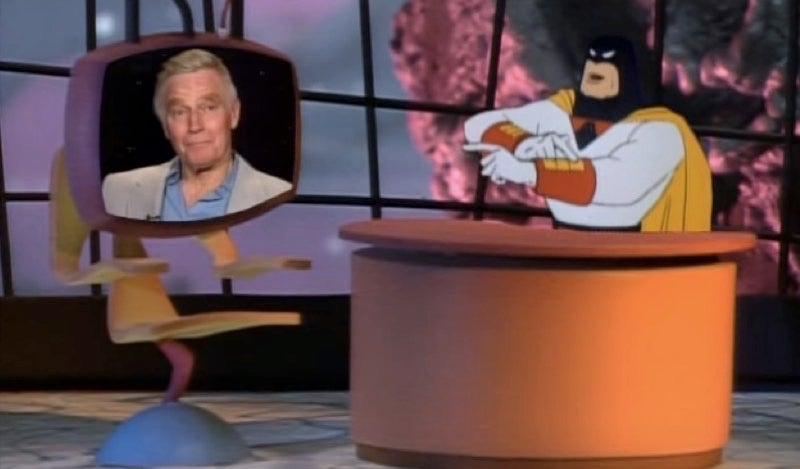 Here Are All The Space Ghost Episodes You Can Watch Right Now For Free