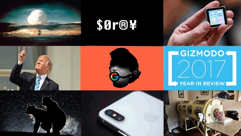 The 100 Most Popular Gizmodo Posts Of 2017