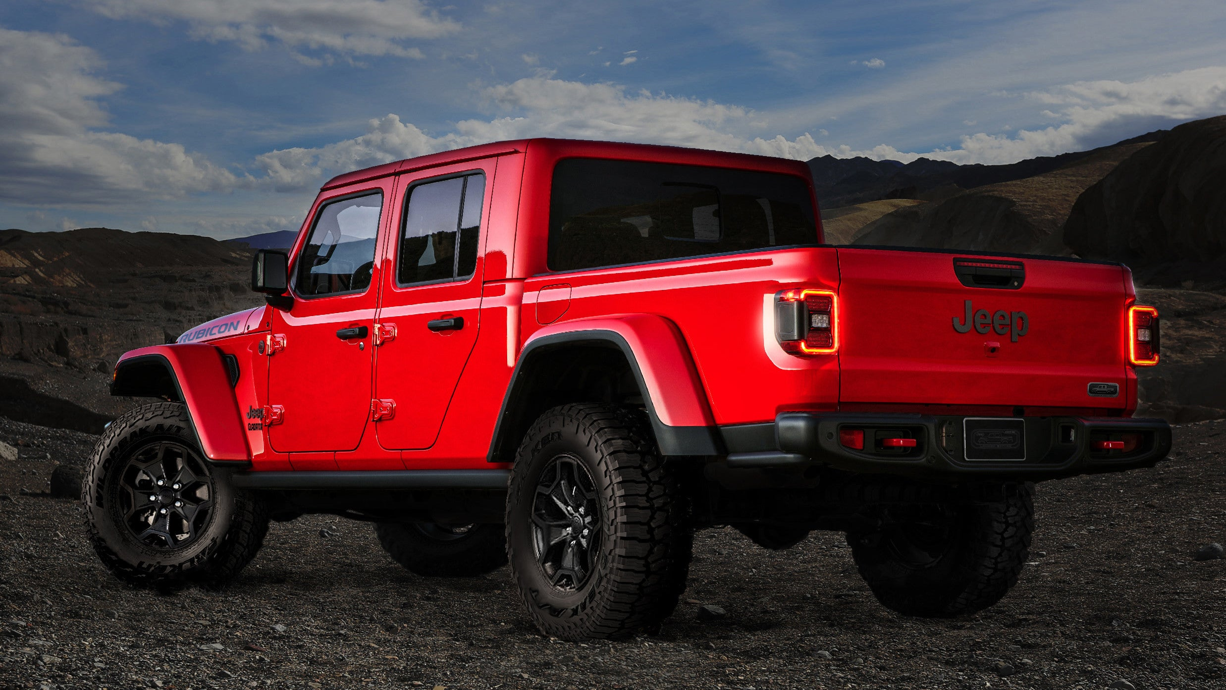 Jeep Will Electrify Its Entire Lineup By 2022, Make 'On-Road' Vehicles: Report
