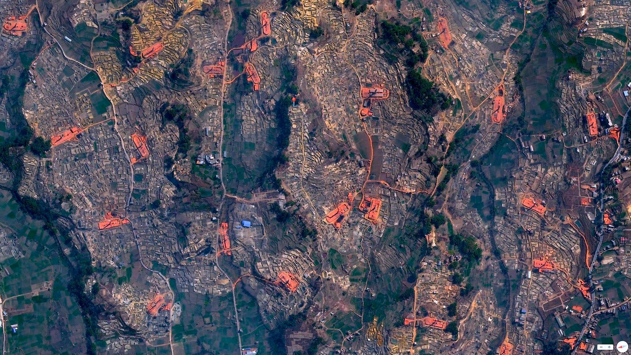 11 Satellite Views of Earth As You've Never Seen It Before