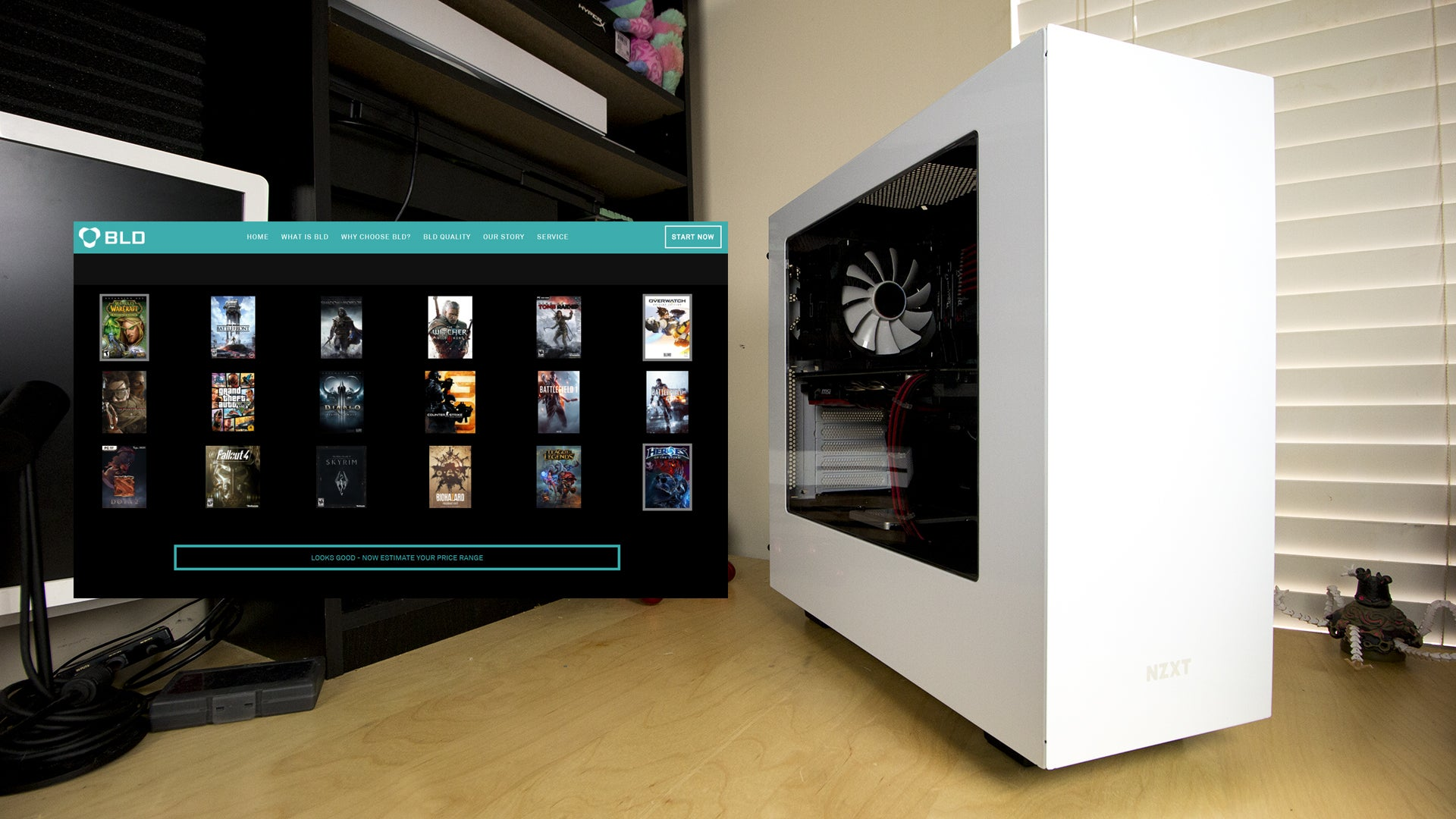 New Service Builds Gaming PCs Based On The Games You Want To Play