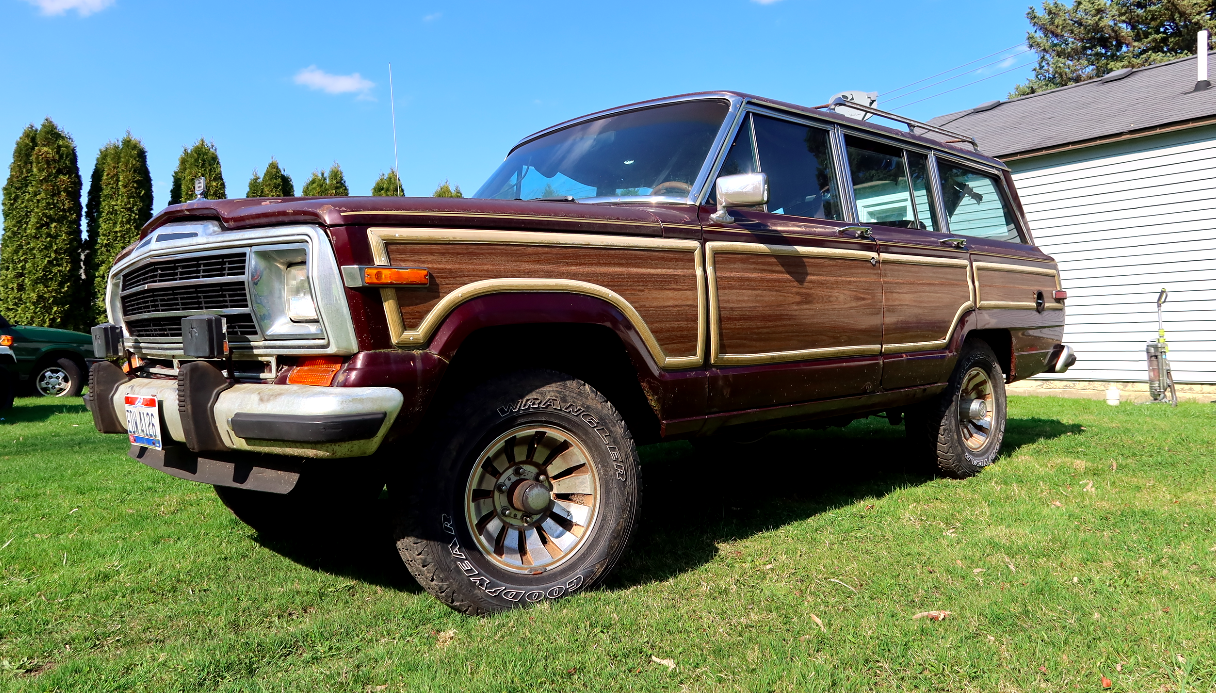 How I Turned A Free Jeep Grand Wagoneer Into A Decent Example Of A True Classic