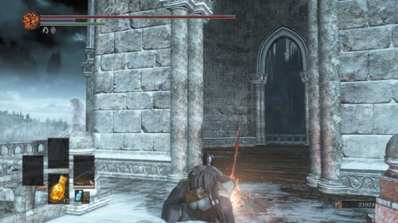 Dark Souls 3's Butt Glitch