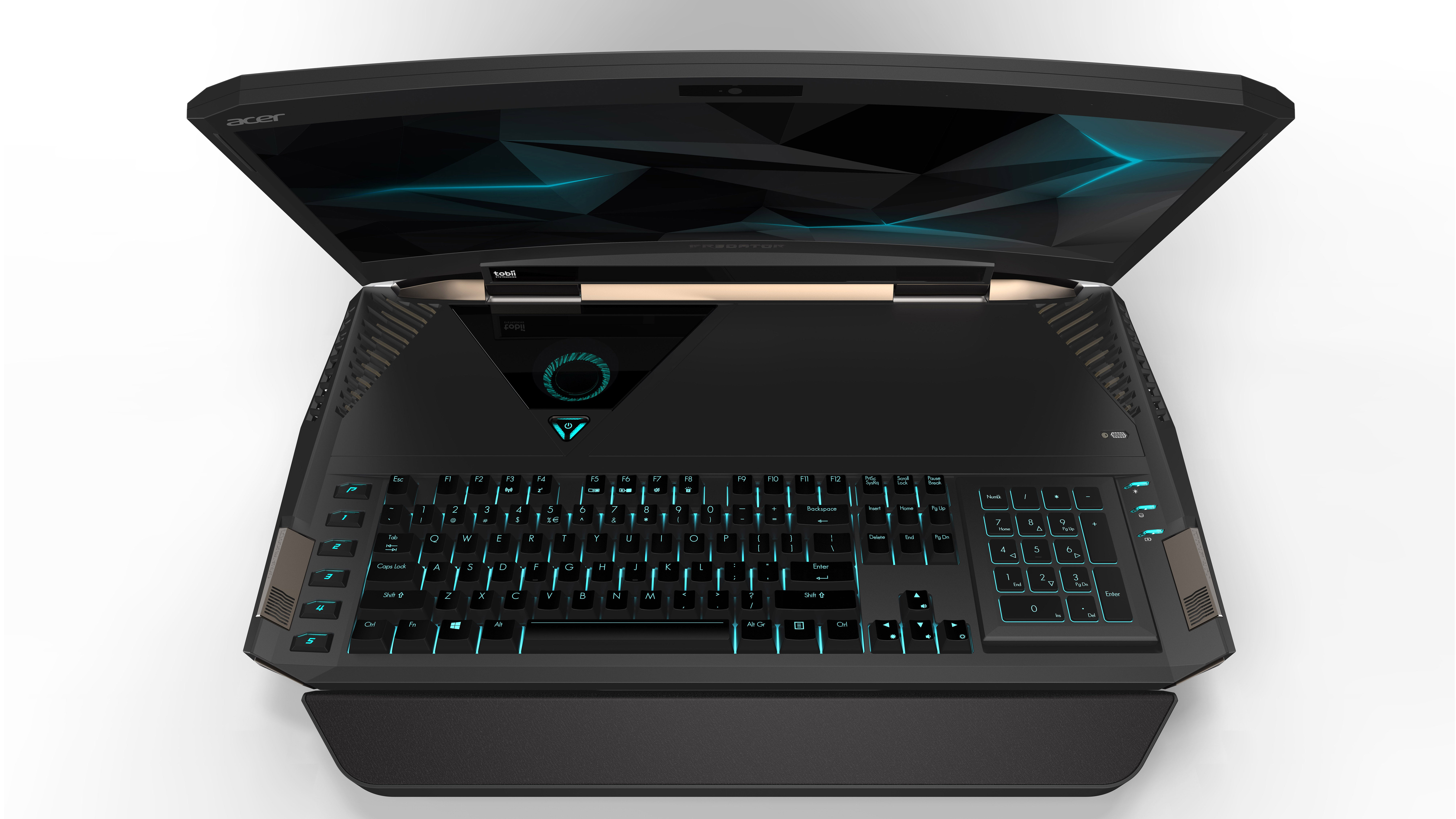 Acer's 21 Inch Curved Gaming Laptop Is Insane