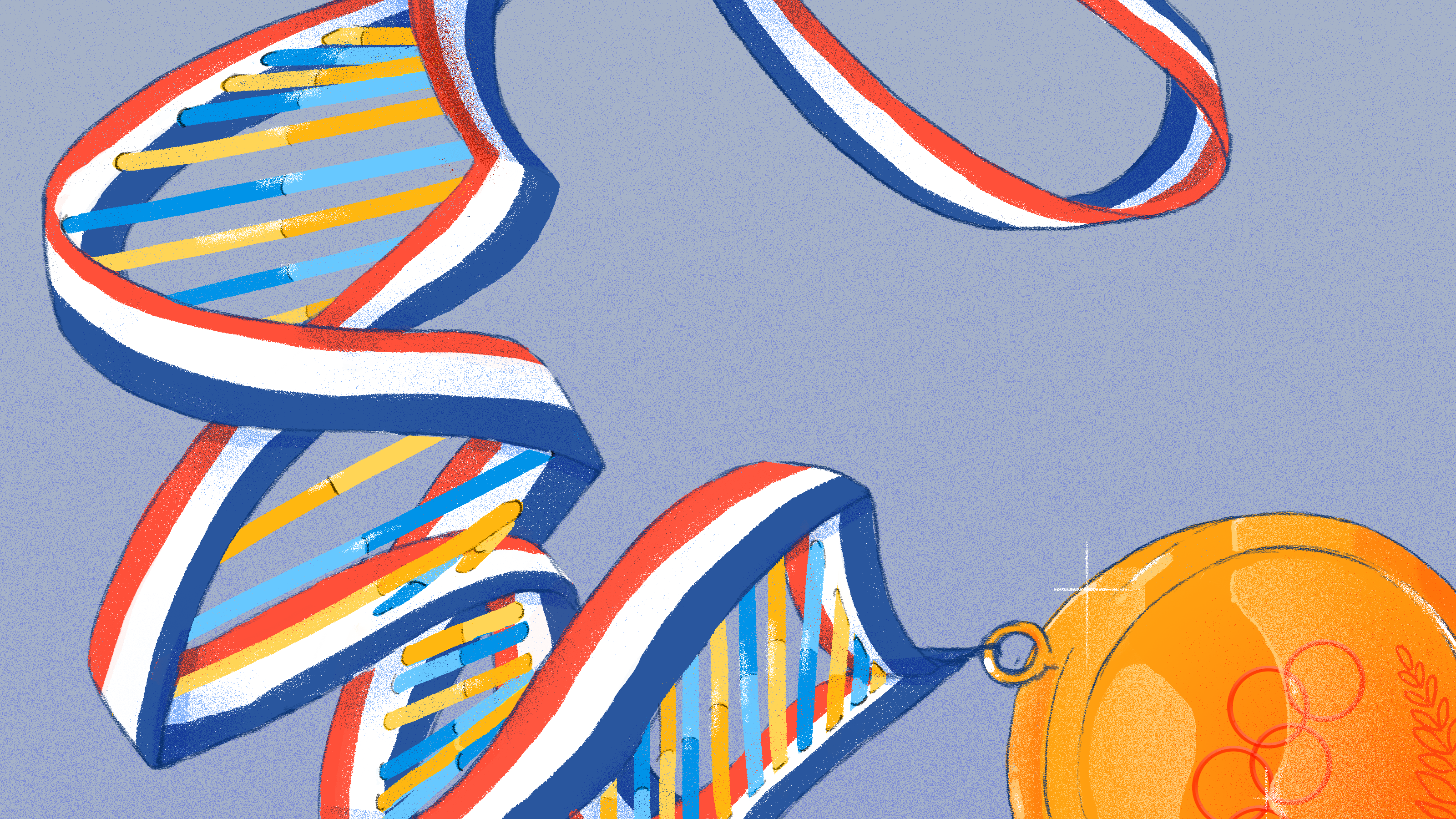 The Search For The Olympian Gene