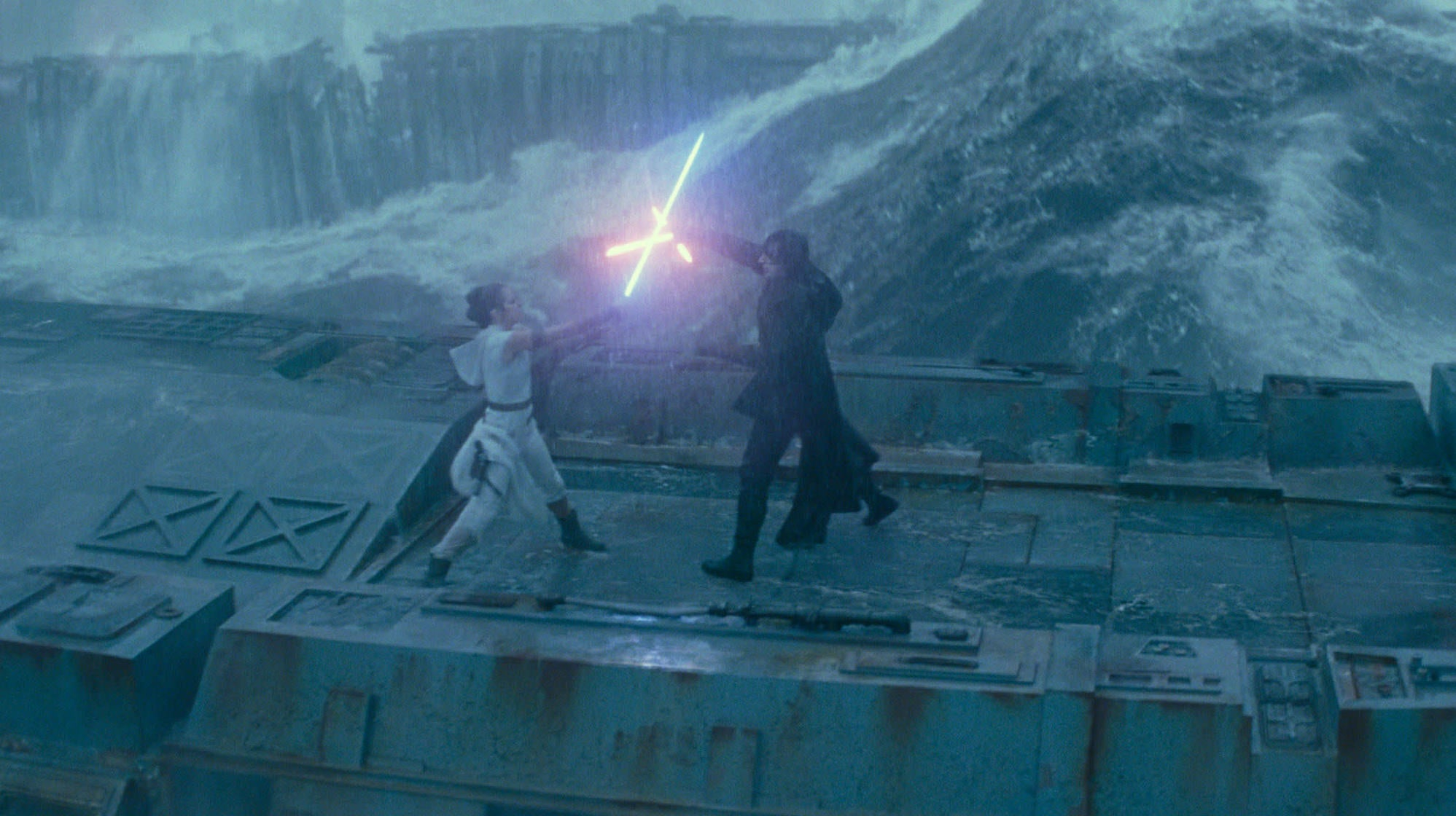 The Sentimental Reason It Was So Hard To Write The Rise Of Skywalker's Ending