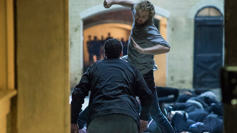 The Footage We Just Saw Showcases All The Best Parts OfIron Fist