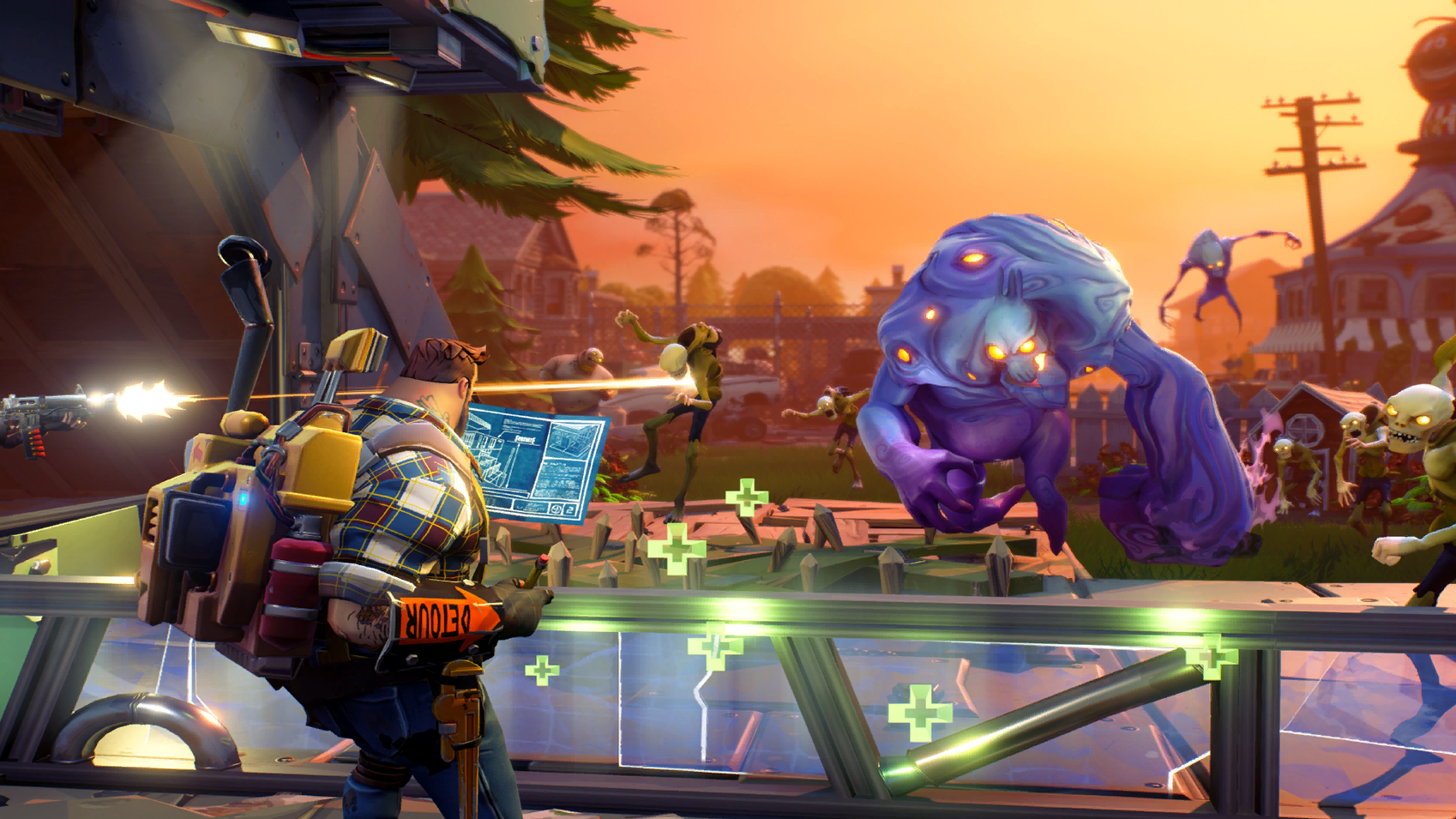 Latest Fortnite Save The World Update Makes Big Changes To Heroes