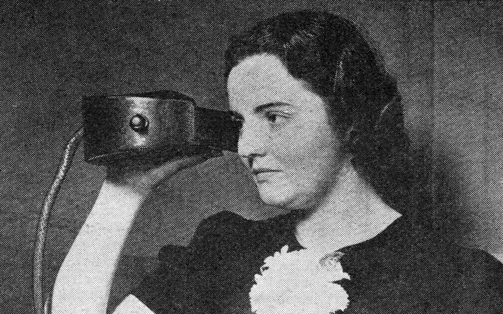 This 'Television Monocle' From 1938 Was Silly And Wonderful
