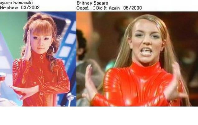 Former Japanese Pop Queen Sure Looks Familiar...