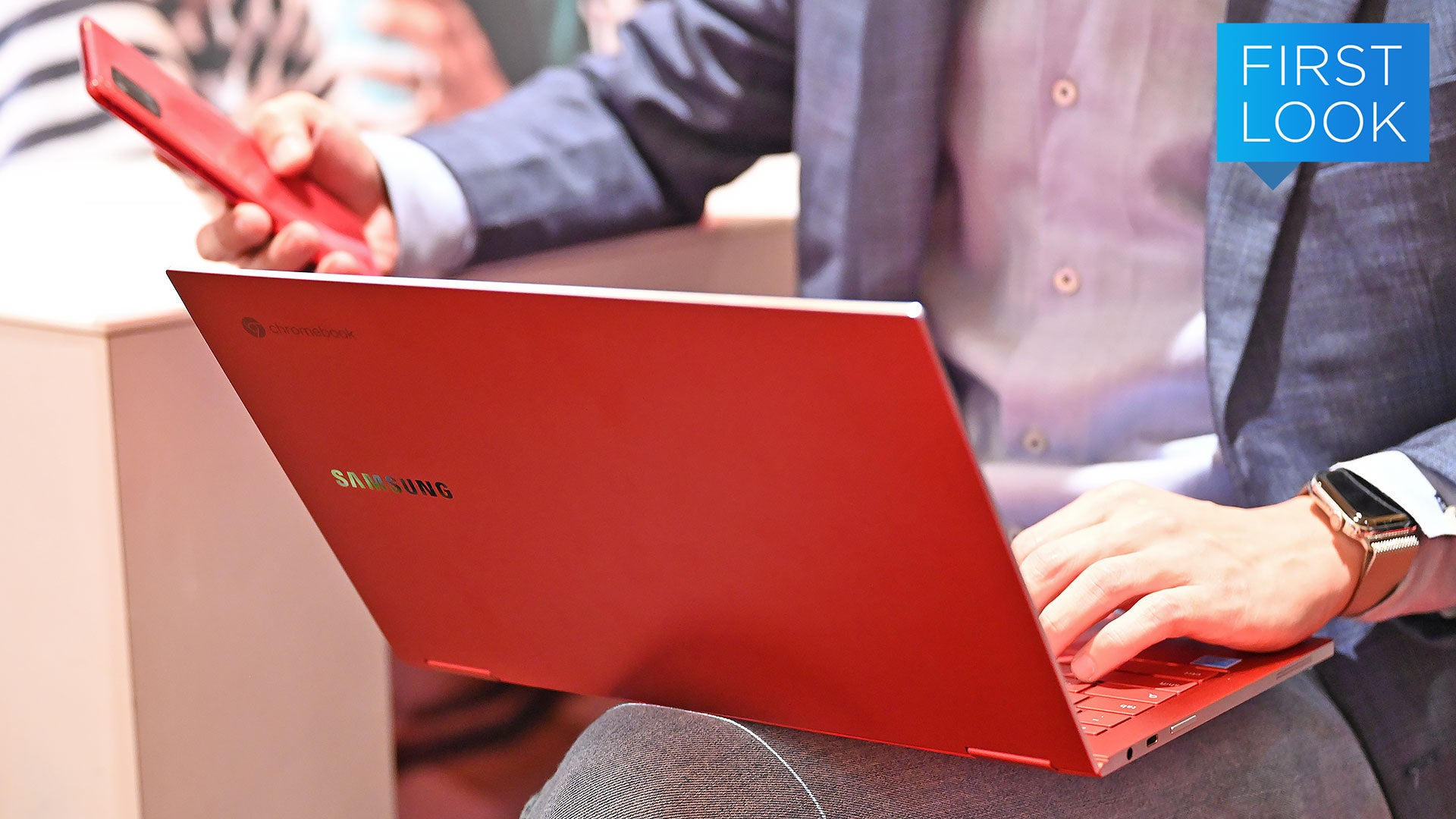 Samsung Might Have Just Made The Nicest Chromebook Ever