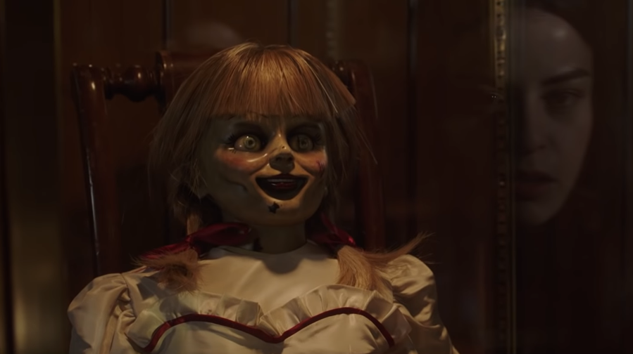 The New Trailer For Annabelle Comes Home Is An Object Lesson In Leaving The Door Locked
