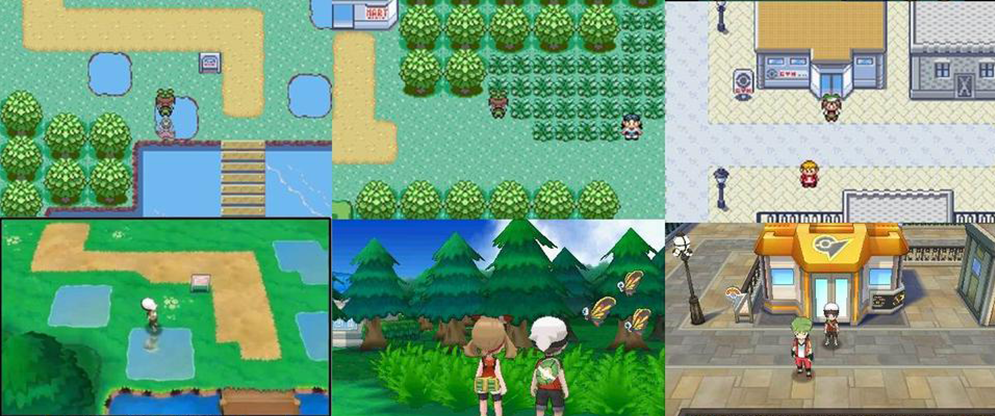 One Of The Worst Pokémon Games Is Getting Remade, And It Looks Good