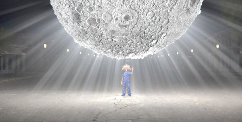 And Now, A Very Funny And Unexpectedly Metal Short About The Moon