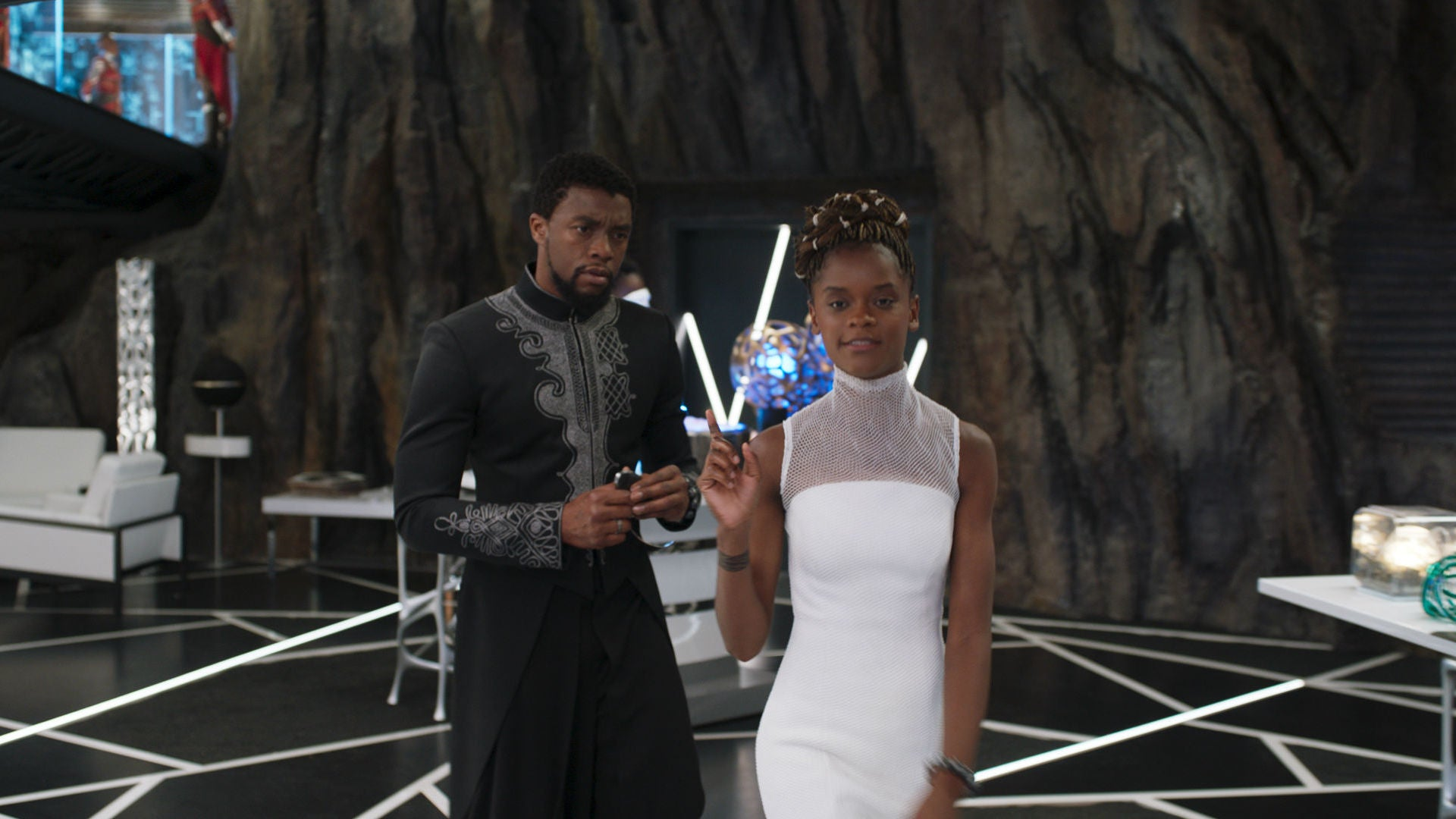 The Complicated, Exhilarating Process Of Creating Wakanda For Black Panther