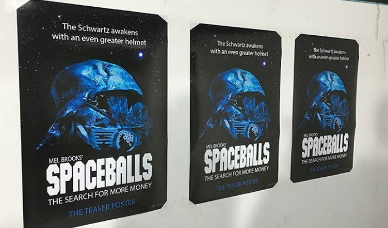 This Spaceballs 2 Prank Is Funny But Too Damn Cruel