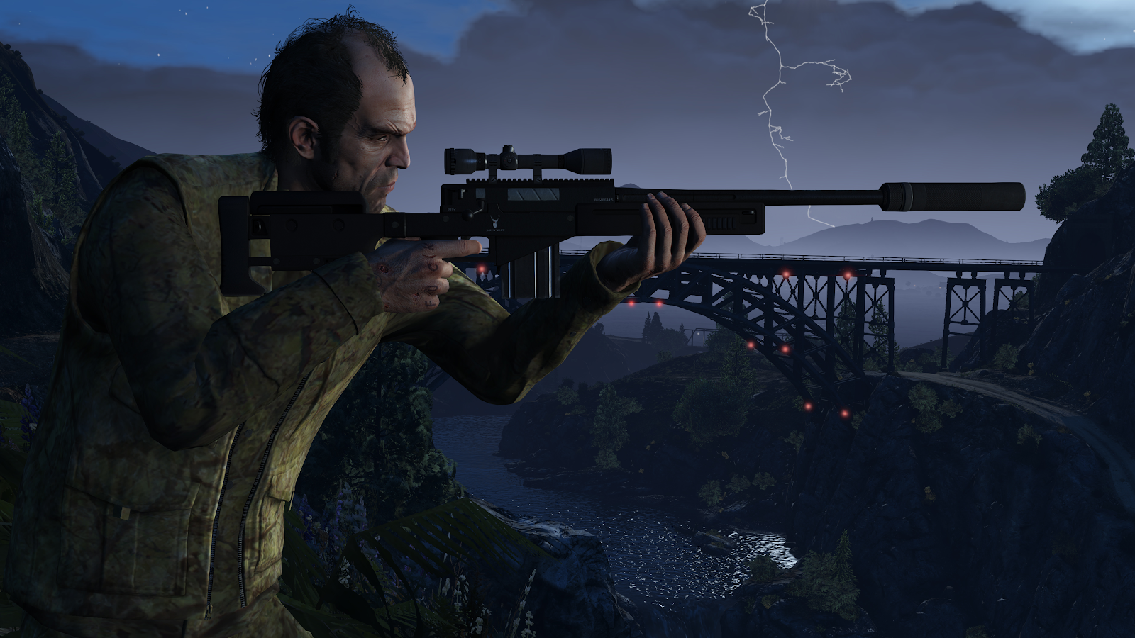 Modders Keep Finding Ways To Make GTA 5's Violence More