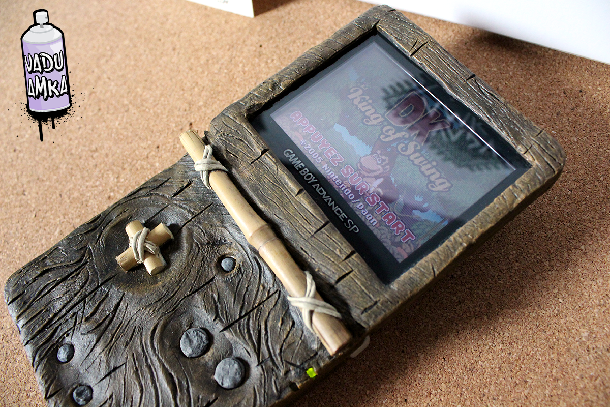 This Donkey Kong Themed Skin Is One Of The Best Custom Console Jobs Ever