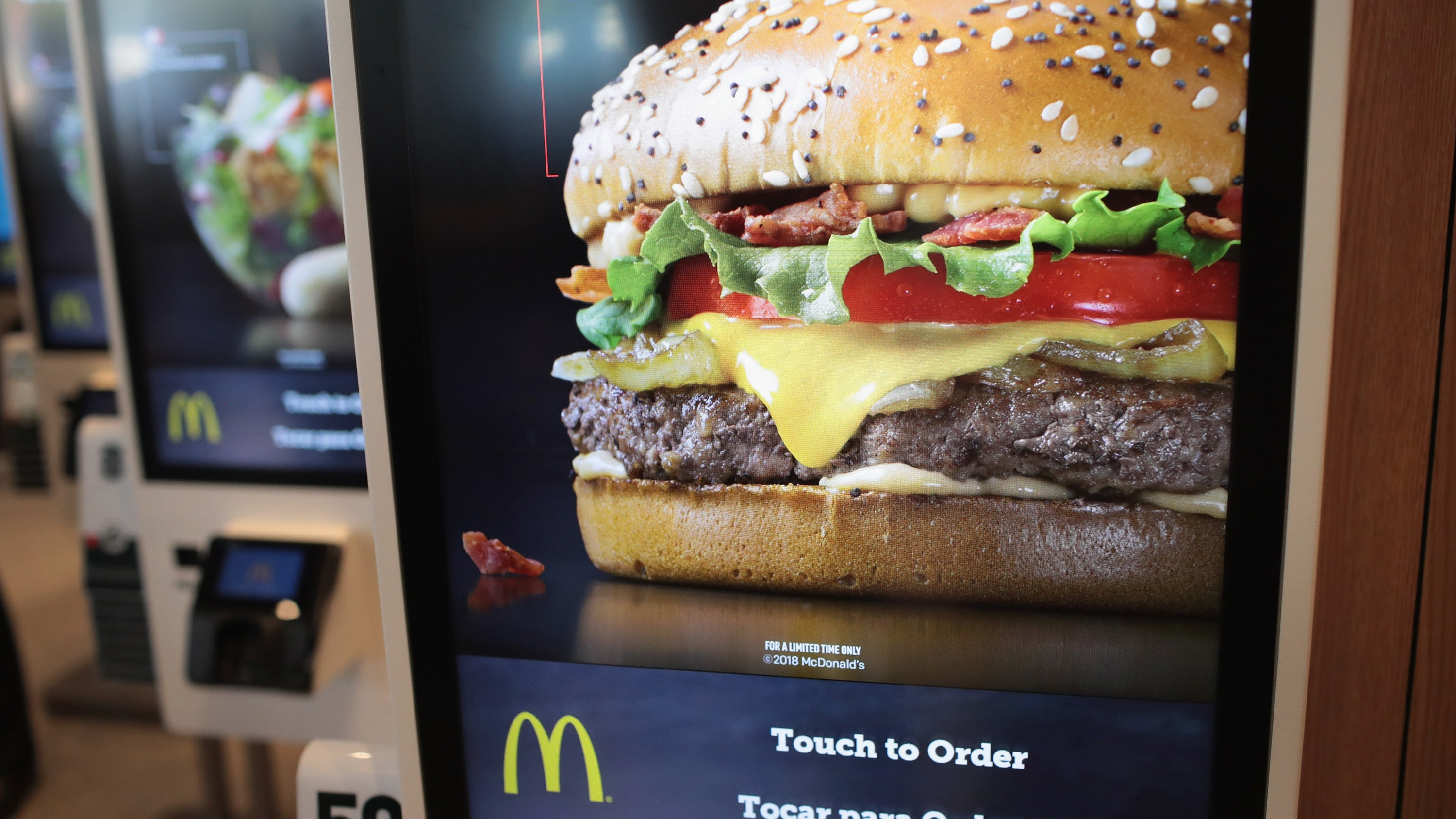 McDonald's Spent $422 Million On Its Own Version Of The Non-Chronological Feed