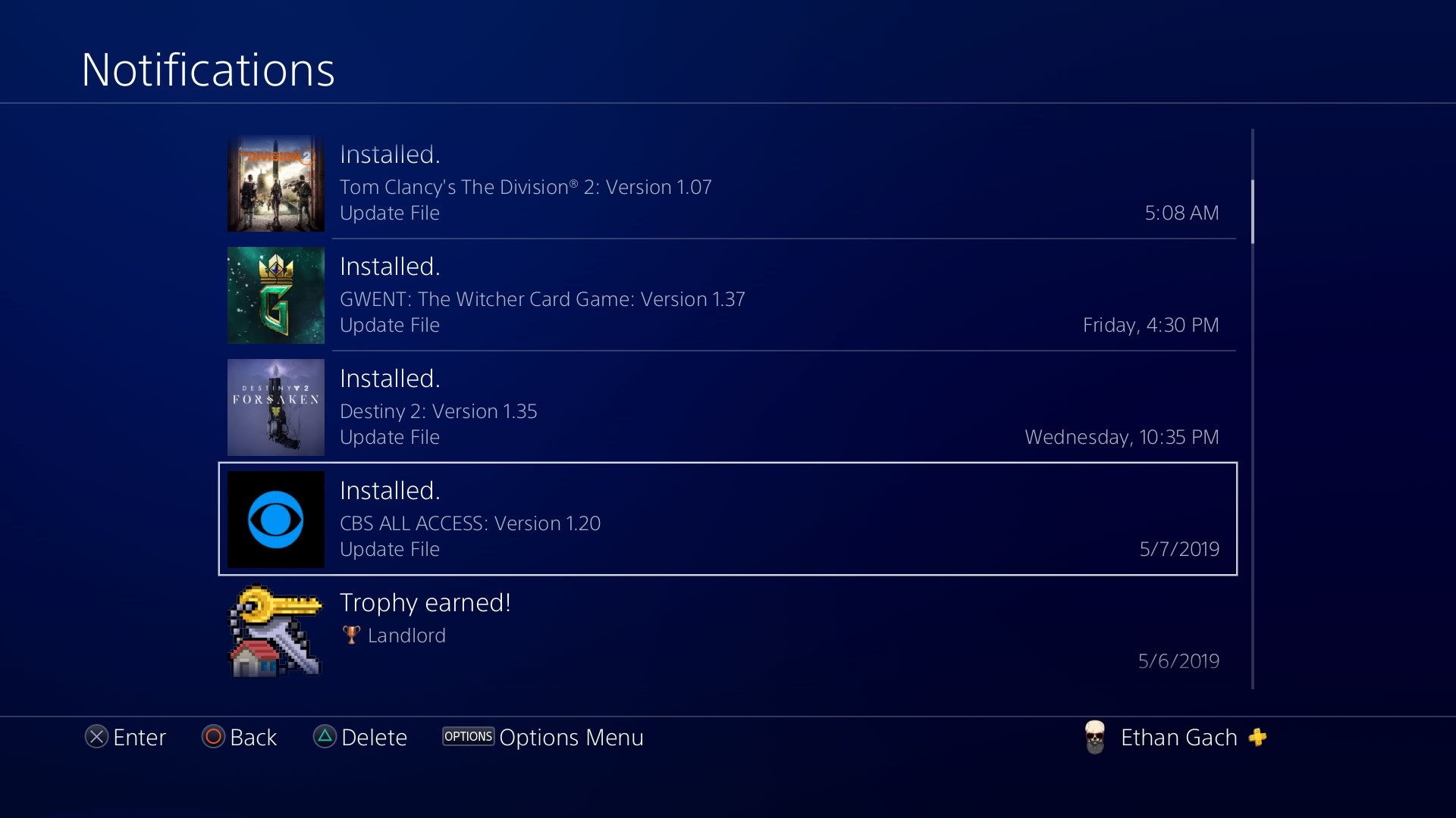 I'm Still Never Sure When My PS4 Will Automatically Update A