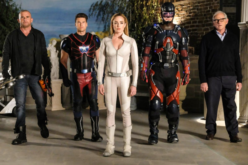 Legends Of Tomorrow Dropped The Biggest Easter Egg You've Ever Seen