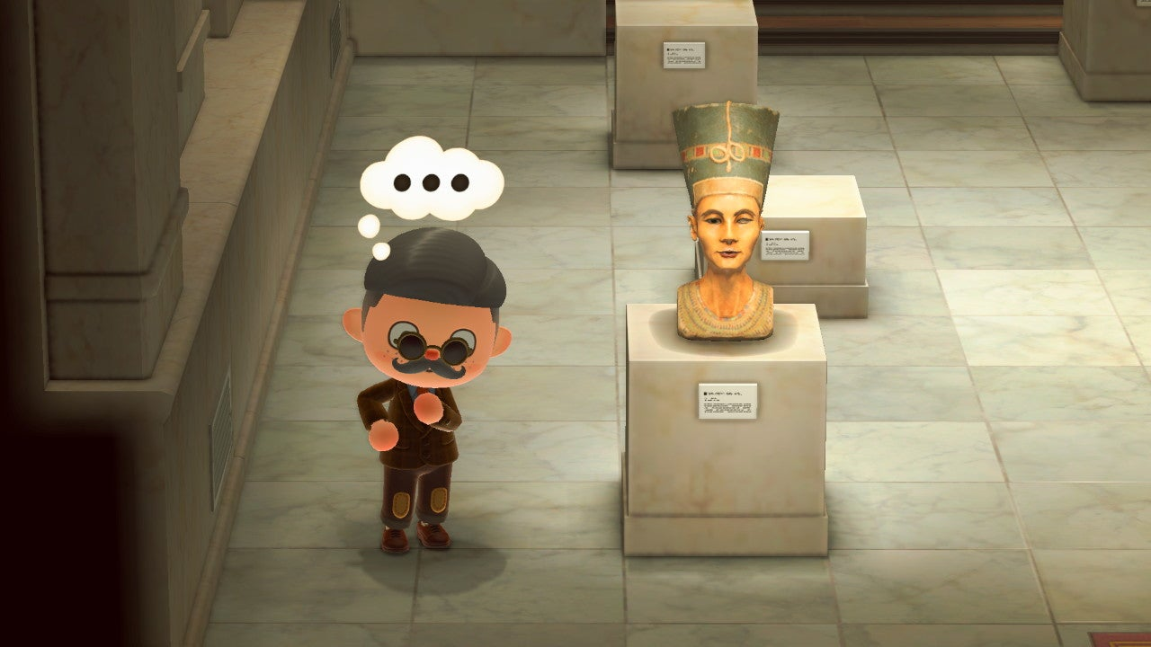 Museum Experts Weigh In On Animal Crossing New Horizons' Museum