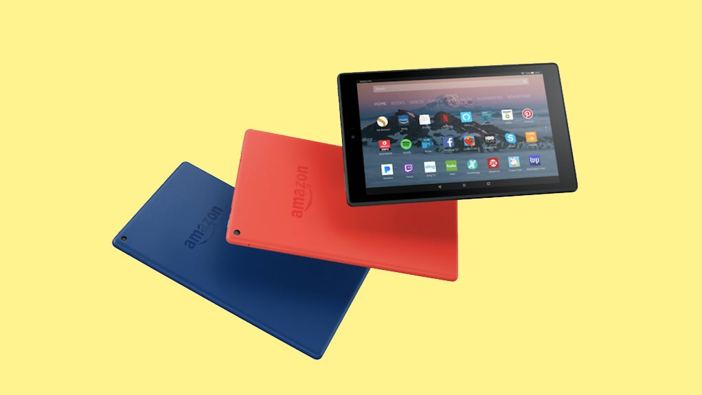 Amazon debuts latest Amazon Fire HD 10, with Alexa hands