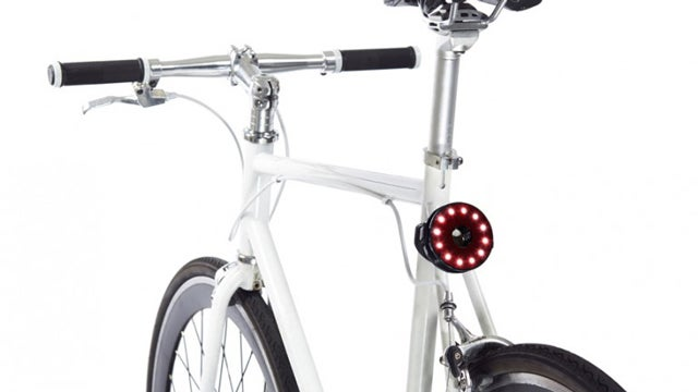 These Clever Bike Lights Get You Seen, Without Blinding Drivers