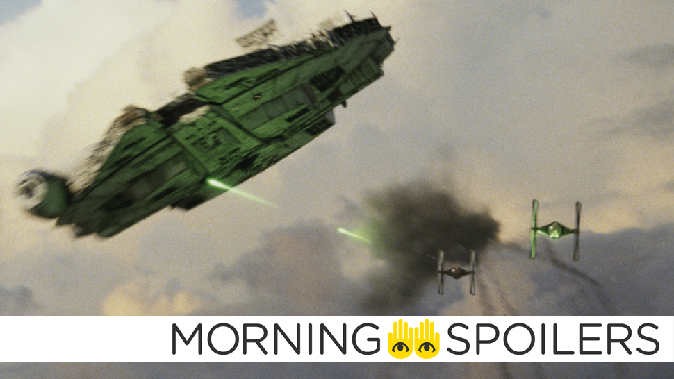 Even More Star Wars: Episode IXCasting Rumours