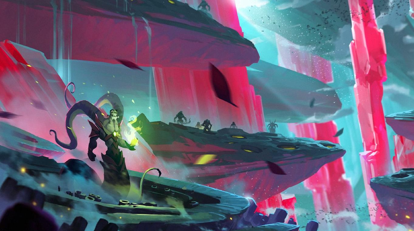 Duelyst: Immortal Vanguard Expansion Arrives Mid-November