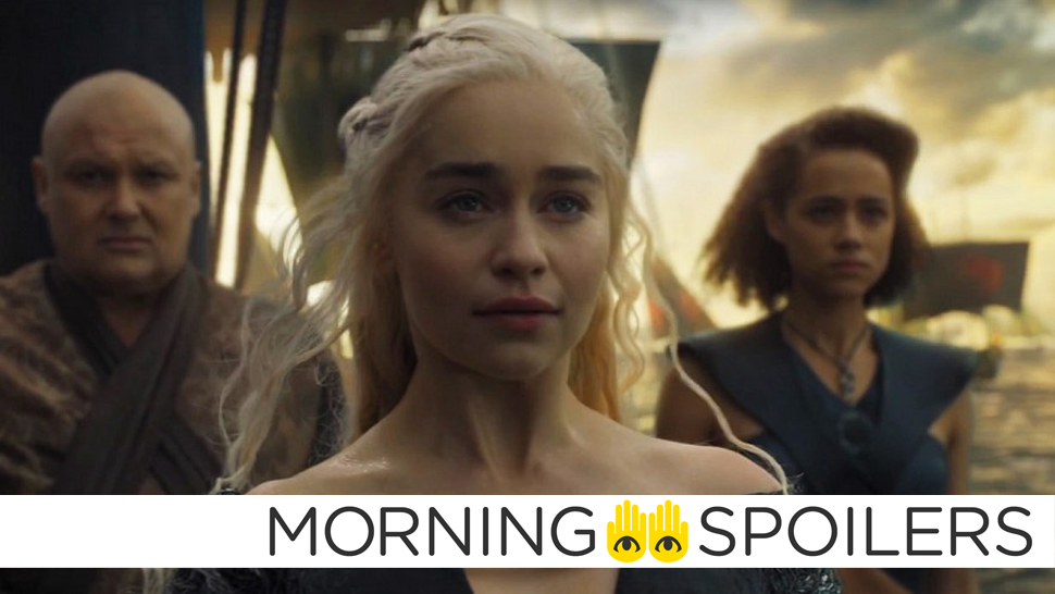 Daenerys May Make A Surprising Visit In Game Of Thrones