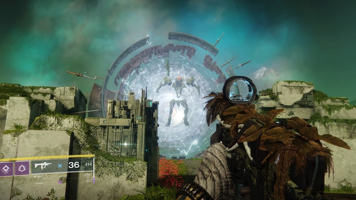 How To Access Destiny 2's New Vex Offensive Mode