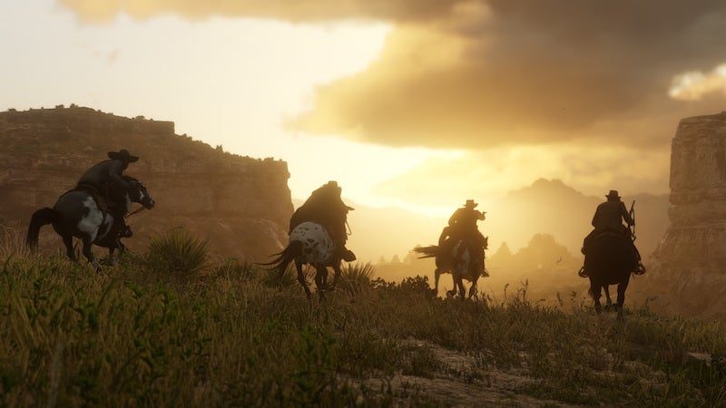 Play Red Dead Redemption 2 In 'Dad Mode'