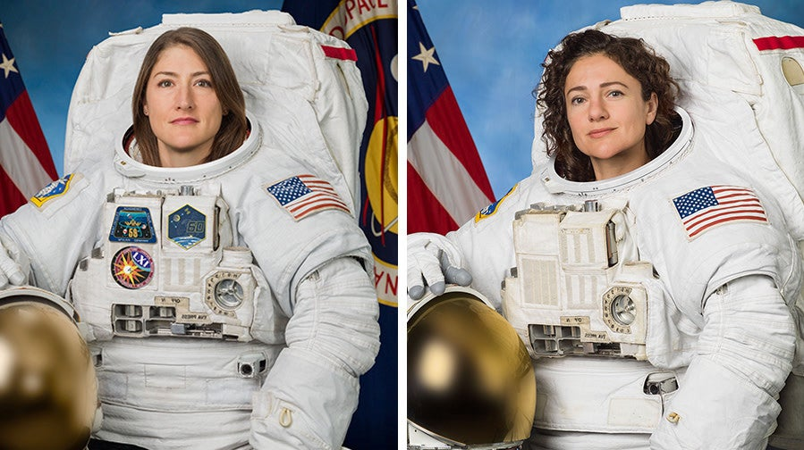 First All-Women Spacewalk Scheduled For Friday