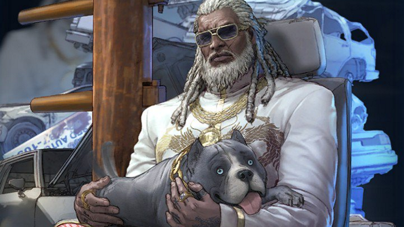 New Tekken 7 Character's Dog Sidekick Is Good And Pure