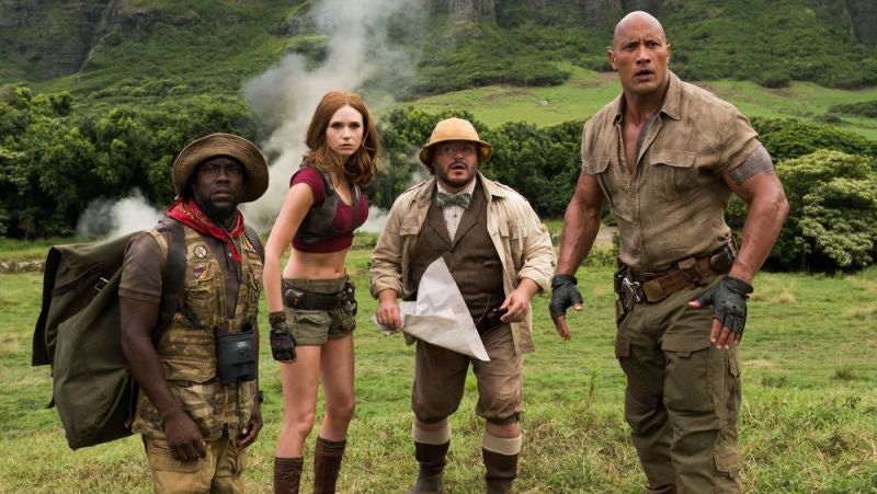 Of Course We're Getting A Jumanji Sequel