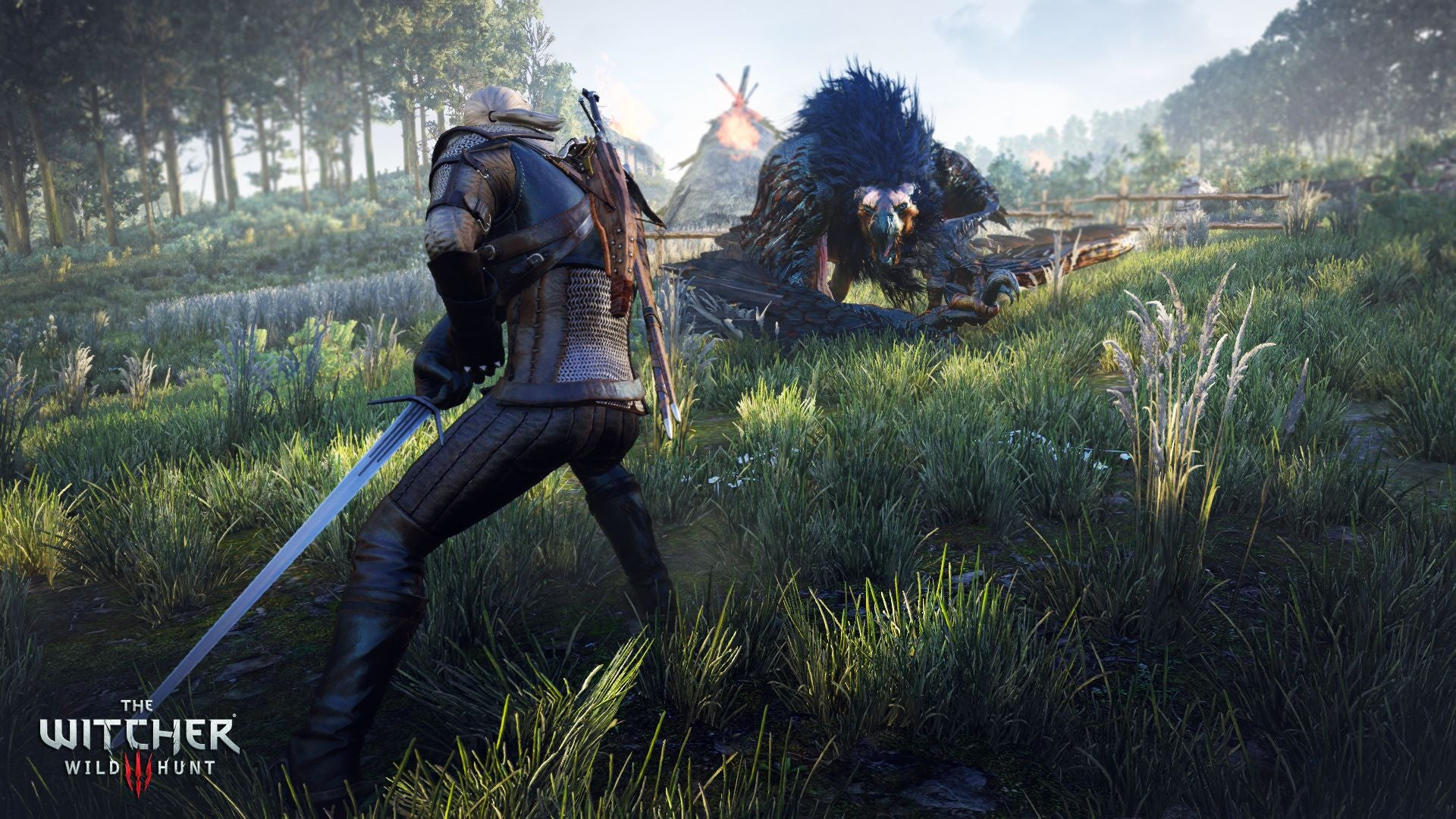 The Witcher 3 Wins Game of the Year At The 2015 Game Awards
