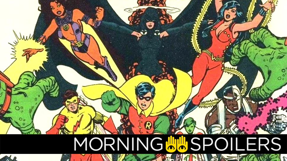 Could The Live-Action Teen Titans Show Be Casting Another Famous Member Of The Team?