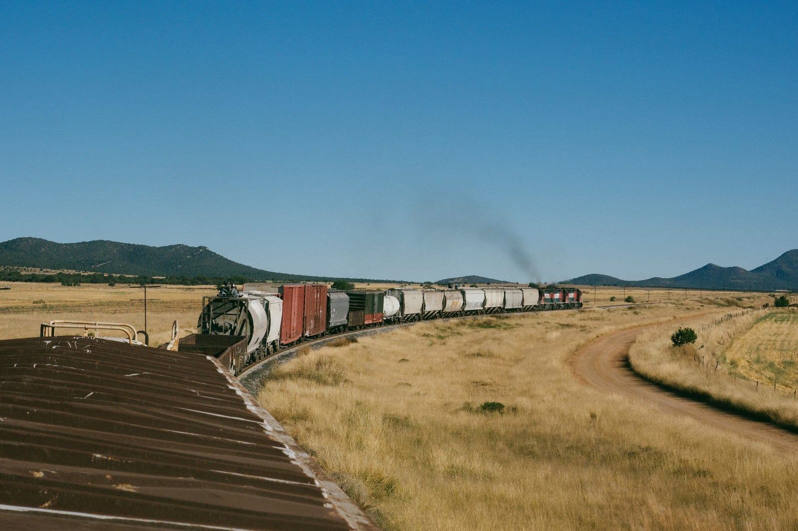 How To Catch A Freight Train Ride To Freedom