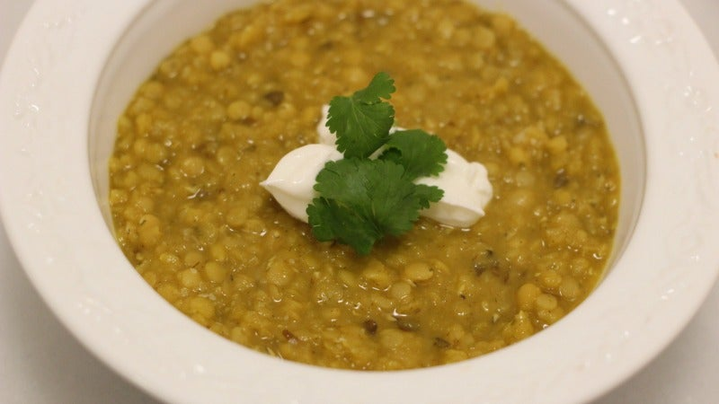 Will It Sous Vide? Delicious Dal