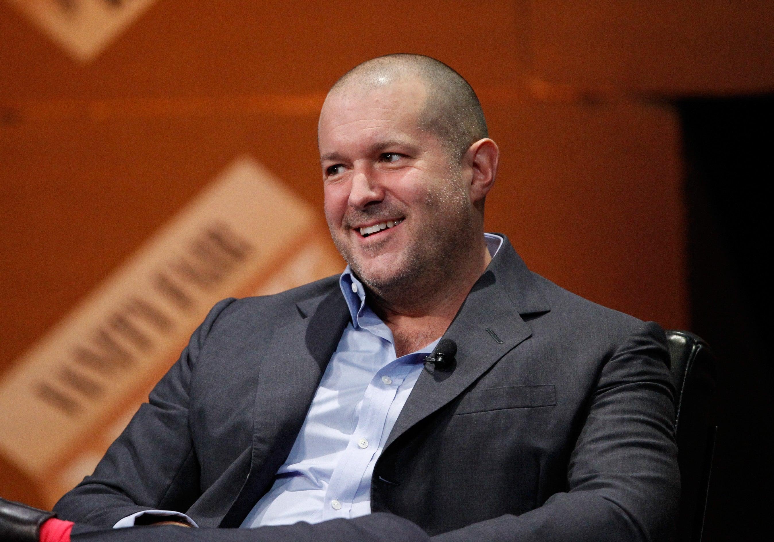 Apple's Jony Ive Is Finally Free