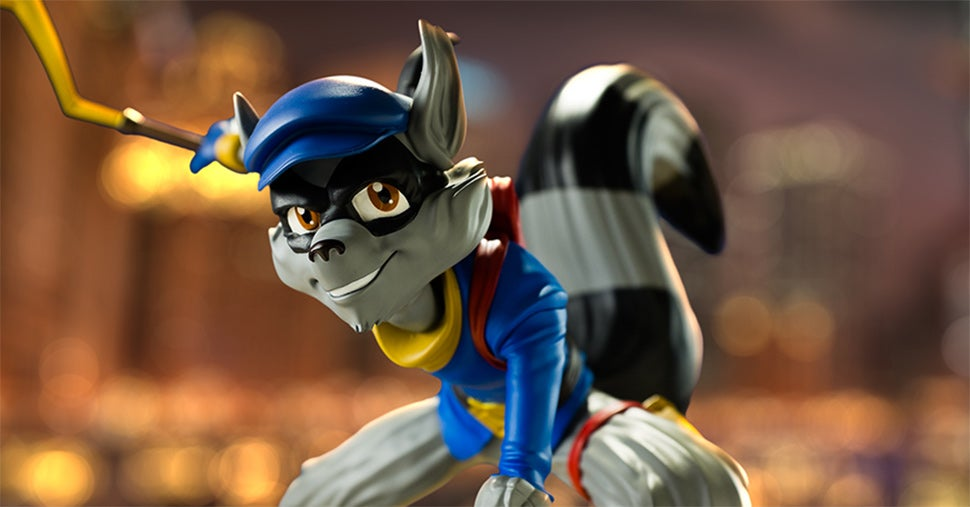 The Bronze Statue Raccoon-Obsessed Sly Cooper Fans Deserve