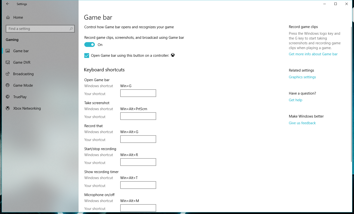 How To Use Windows 10 S Game Bar To Broadcast Your