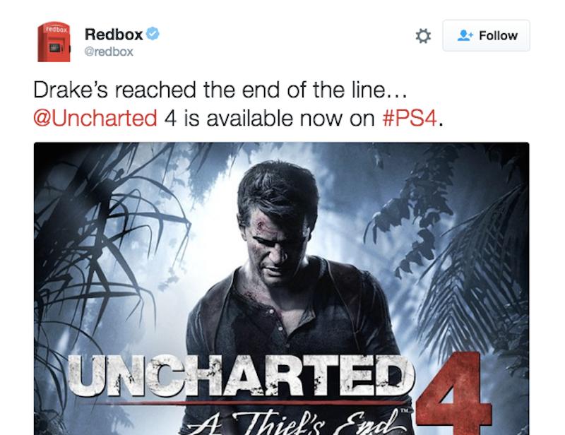 Retailer Screwups Trigger Uncharted 4 Panic