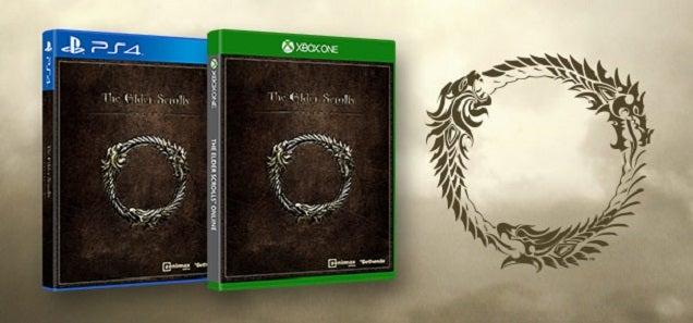 Elder Scrolls Online Delayed On Consoles